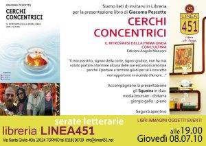 Cerchi Concentrici di Giacomo Pescetto